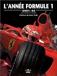 L'Année Formule 1 : 2001- 02
