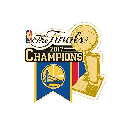 WinCraft NBA GOLDEN STATE WARRIORS 2017 Champions