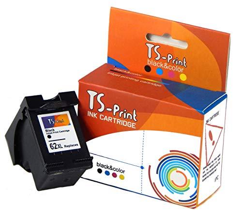 TS-Print Cartucho Tinta Compatible HP 62-XL HP-62