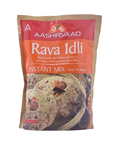 Aashirvaad Rava Idli Instant Mix, 500g