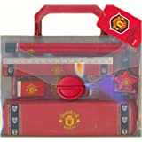 Manchester United Stationery Set in Carry Case