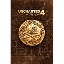 Uncharted 4: A Thief's End Collector's Edition Guide – Das offizielle Lösungsbuch