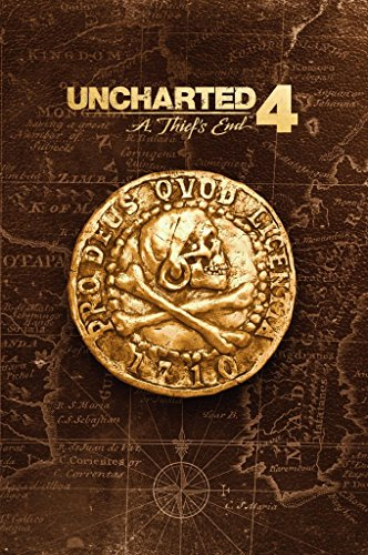Uncharted 4: A Thief's End Collector's Edition Guide - Das offizielle Lösungsbuch -