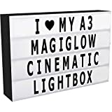 MagiGlow Large A3 Cinematic Light Box with 100 - Best Reviews Guide