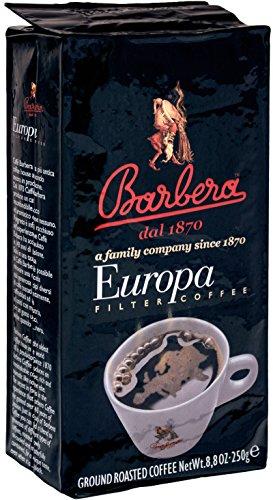 Europa - Caffè macinato Barbera 250grammi