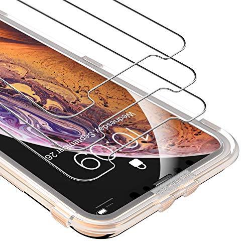 UNBREAKcable [3 Pièces] Film de Protection d'écran pour iPhone X/XS 5.8...
