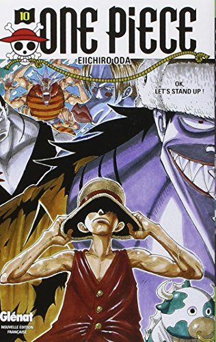One piece - Édition originale Vol.10