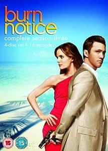 Burn Notice Season 3 [UK Import]