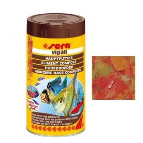Sera - Vipan – Alimento base completo para todo tipo de peces