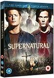 Supernatural - Complete Fourth Season [DVD] [2009]