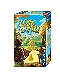 Kosmos verlags GmbH & Co fks7114290No Lost Cities–Gioco da tavolo, gioco