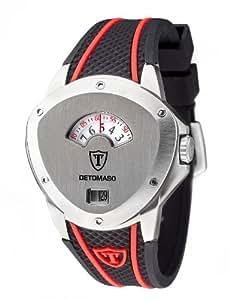 DETOMASO Herren-Armbanduhr Xxl Analog Quarz DT2032-N