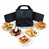 Best Panini Grills - Salter EK2143 Deep Fill 3-in-1 Snack Maker Review
