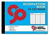 Cherry riserva in formato A4, 100pagine, 80g/m²