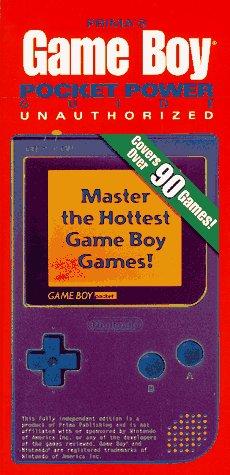 Game Boy Pocket Power Guide