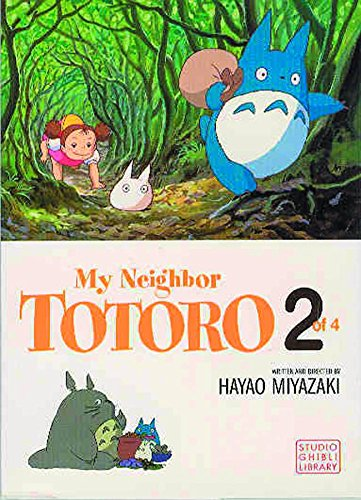 MY NEIGHBOR TOTORO FILM COMIC GN VOL 02 (C: 1-0-0) por Hayao Miyazaki