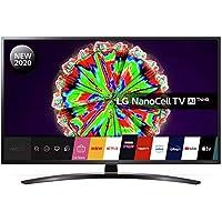 LG 50NANO796NE 50 inch 4K UHD HDR Smart NanoCell TV - Black colour (2020 Model) [Energy Class A]