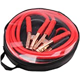 MultiWare Heavy Duty Car Battery Jump Leads Van Booster Cables 1200amp 5 Meters Long