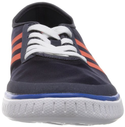 Adidas Neo Easy Tech Schuhe Sneaker Herren NEU navy / red / white Dunkelblau