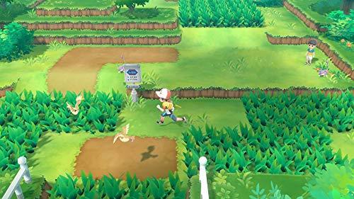 Nintendo Switch Pokémon: Let's Go, Evoli! Bundle