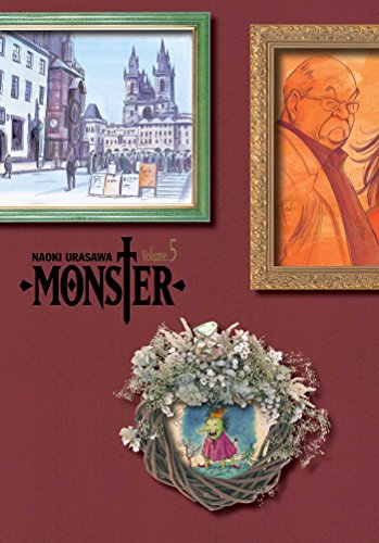 MONSTER TP VOL 05 PERFECT ED URASAWA