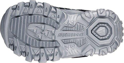 Skechers - Damager Iiiadventure Extreme, Scarpe da ginnastica Bambino Black/Silver/Royal
