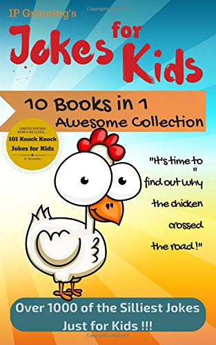 Jokes for Kids - 10 in 1 Collection - Limited Edition