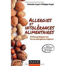 Allergies et intolérances alimentaires - Fiches pratiques sur les 14 allergènes majeurs