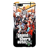 PrintVoo GTA V Game Collection Printed Mobile Case for Xiaomi Mi A1