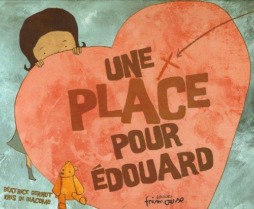 Une place pour Edouard par Béatrice Gernot