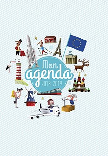 Agenda Scolaire 2018-2019: agenda scolaire 17 18