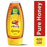 #8: Dabur 100% Pure Honey Squeezy Pack 400g (Buy 1 Get 1 Free)