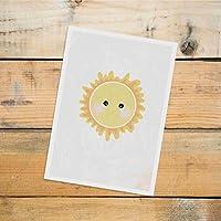 Postkarte Dreamchen Kinderzimmer Deko Sonne