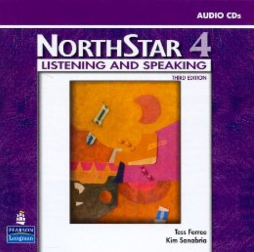 NorthStar, Listening and Speaking 4, Audio CDs (2): Level 4