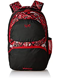 Wildcraft Red Casual Backpack (8903338062349)