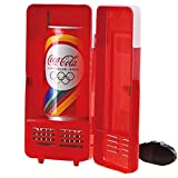 Winterworm coche Mini USB LED PC Nevera Nevera bebidas cola enfriador de latas de bebida alimentos...