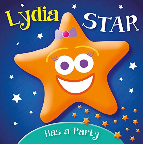 Lydia Star has a Party (Twinkle Stars) (English Edition) (Twinkle Twinkle Party)