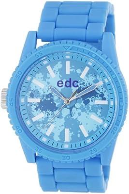 edc by Esprit - Reloj de mujer de cuarzo, con correa de plástico