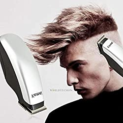 Tradico Professional Hair Clipper Electric Cutter Haircut Machine Beard Trimmer w/Brush