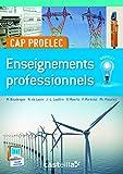 Enseignements professionnels CAP PROELEC...