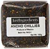 JustIngredients Essential Chiles Anchos - 100 gr