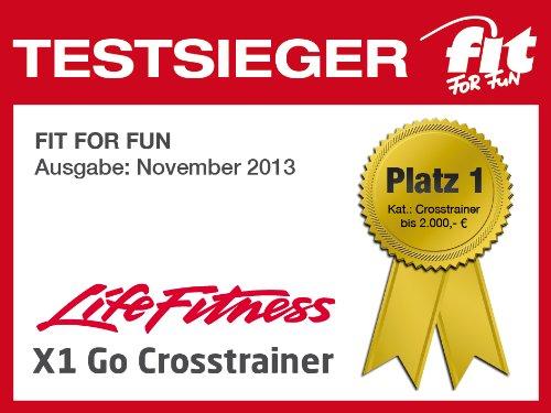 Life Fitness Crosstrainer E1 Go - 3