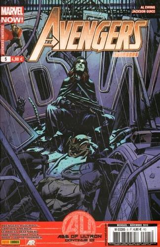 Avengers universe 005