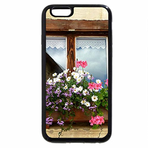 iPhone 6S / iPhone 6 Case (Black) country window