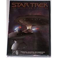Star Trek The Next Generation - Collector's Edition - TNG 5 - 13. Datalore / 14. Angel One / 15. 11001001