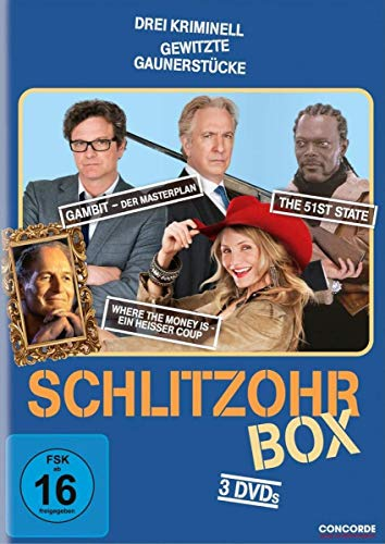 Schlitzohr - Box [3 DVDs]