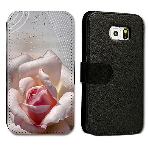 Book Style Handy Tasche - Design G110 - kompatibel mit LG Bello 2 - Cover Case Schutz Hülle Etui Schutzhülle