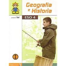 Geograf¡a e Historia -ESO 4- (i.bai)