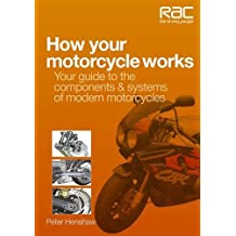 How your motorcycle works: Your guide to the components & systems of modern motorcycles - an RAC Handbook
