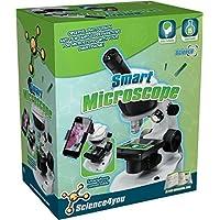 Science4you - Microscopio inteligente - juguete científico y educativo